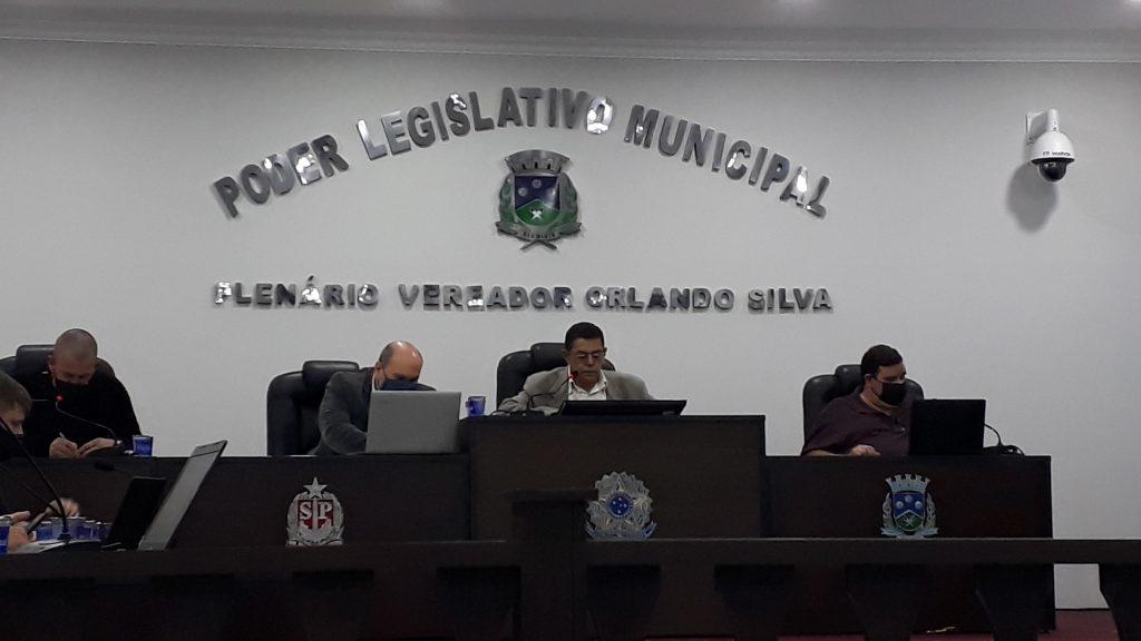 Câmara Municipal de Alumínio SP