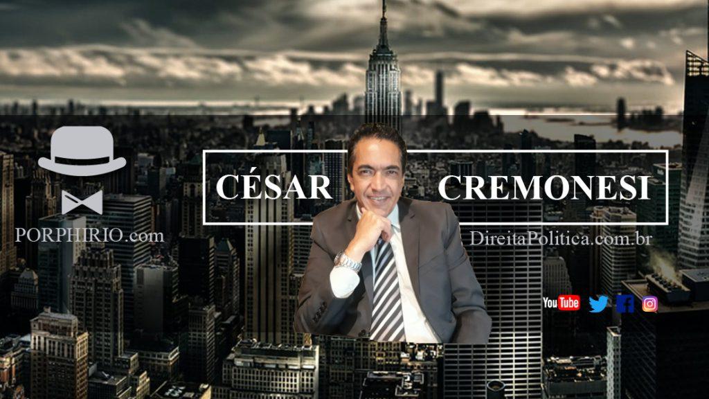 Canal César Cremonesi no Youtube